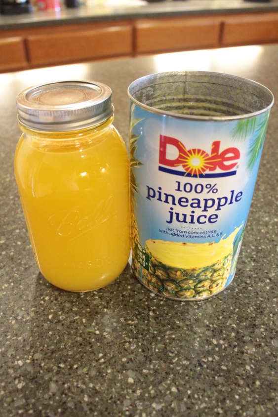Pineapple juice IMG_4598