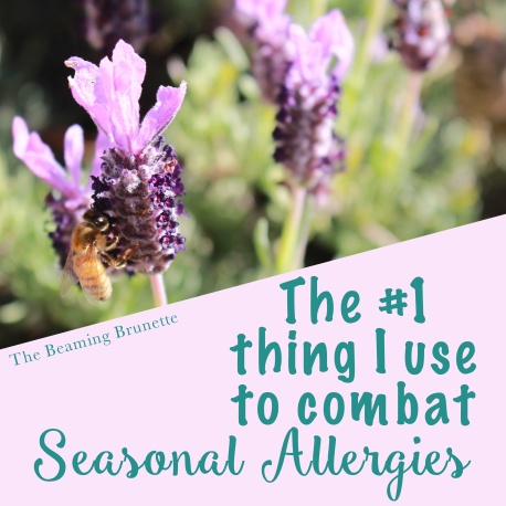 Allergy blog post