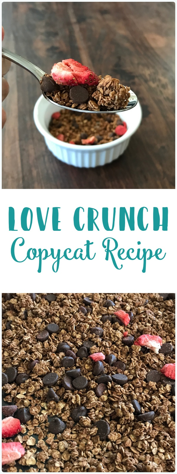 Love Crunch Copy Cat Recipe