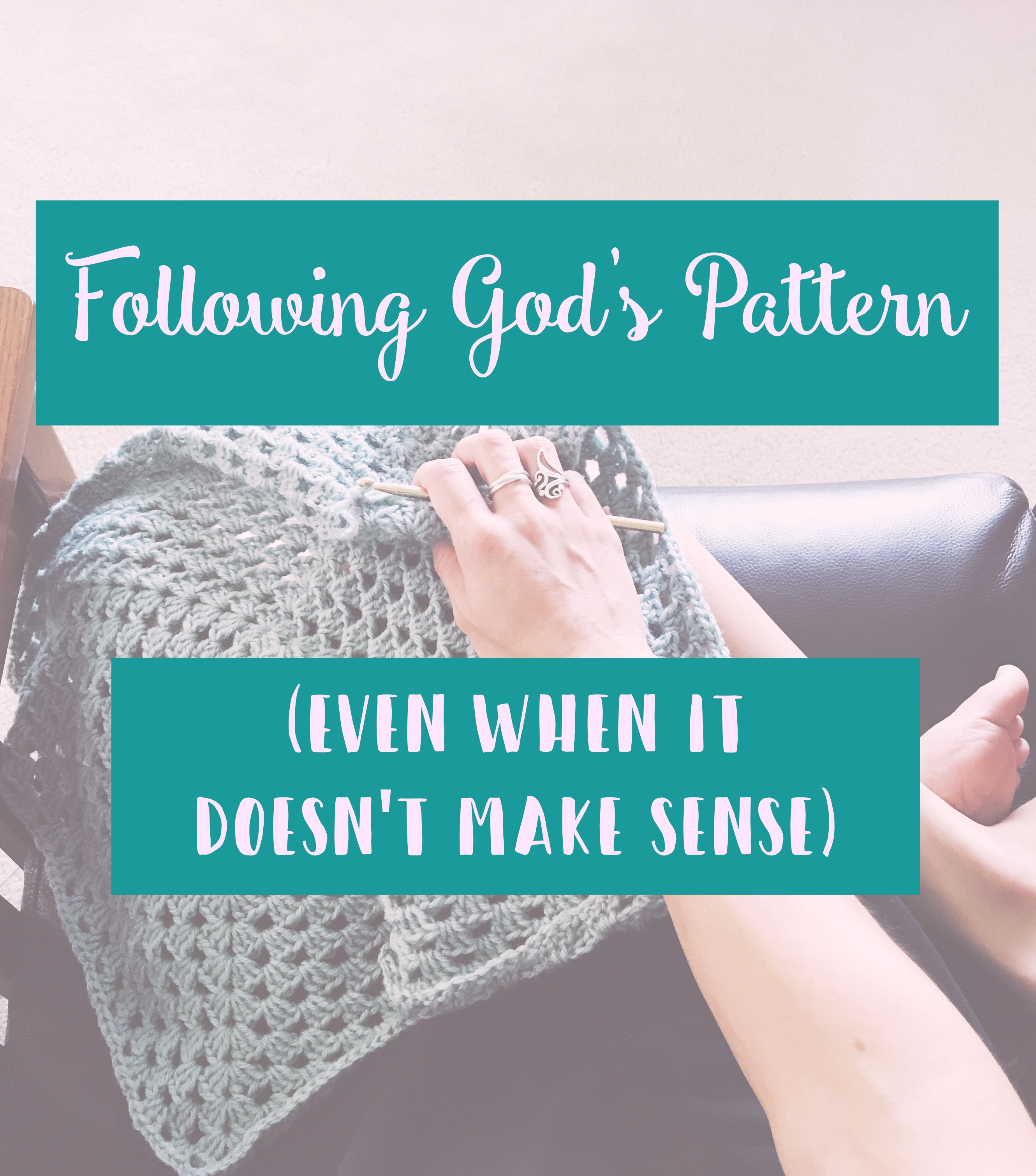 Following God's Pattern