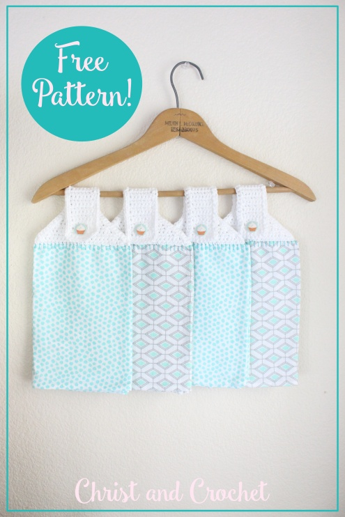 Free Pattern Tea Towels Crochet